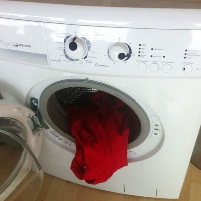 problems with washing machine