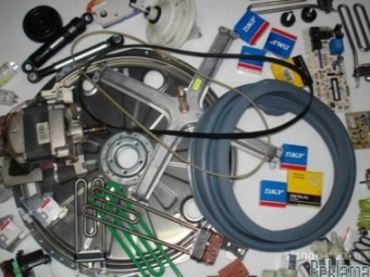 parts for washing machines