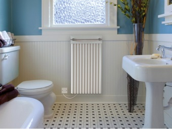 Requirements to the heater for the bathroom