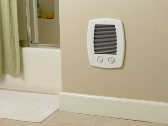 Heater for the bathroom