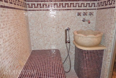 Turkish bath ( hamam ) for the house with his own hands