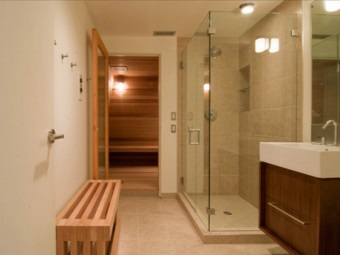 Negative impact of home saunas made ​​with their own hands