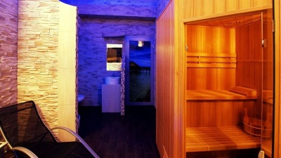 Small saunas for apartment