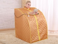 Tissue sauna house