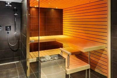 Documentation for home mini -saunas