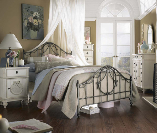 Country - bedroom - 1