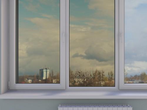Spejlfilm til vinduer
