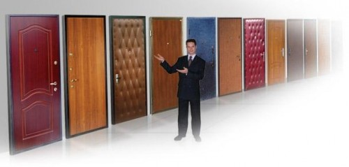interior doors , laminate