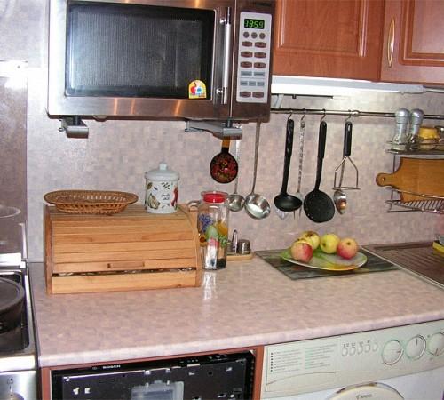 Monte microondas c mo colgar un microondas en una pared for Colgar microondas cocina