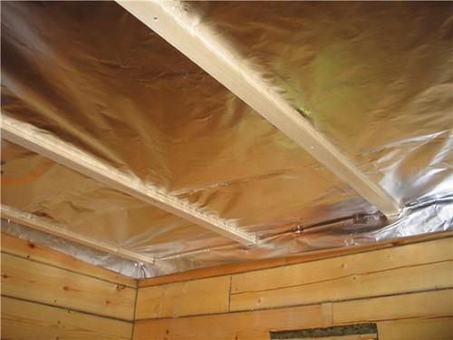 Стен газобетона внутри из помещения пароизоляция