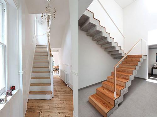 Materiales para escaleras free para los ms arriesgados y - Escalera caracol usada ...
