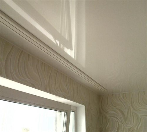 To stretch ceilings 500x450