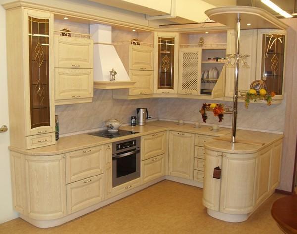 cucina d'angolo: foto , idee progettuali , e tutto - build daily - Armadietti Della Cucina Idee Progettuali