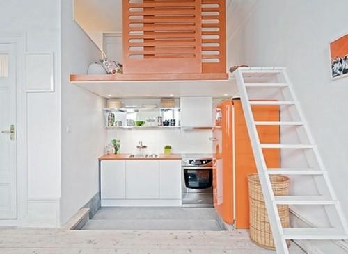 Suunnittele pieni keittiö  ideoita ja vinkkejä ( 29 kuvaa