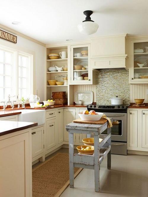 entwerfen sie eine kleine küche : ideen und tipps (29 fotos, Kuchen deko