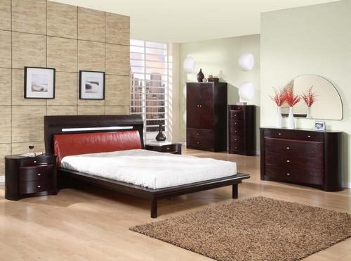 Camera da letto nella foto in stile giapponese   build daily