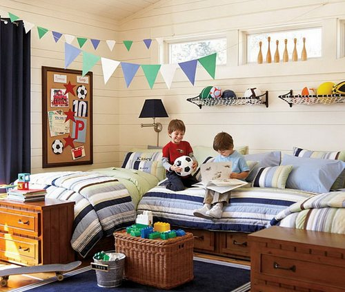 kinderzimmer f r die zwillinge ideen f r jung und alt. Black Bedroom Furniture Sets. Home Design Ideas