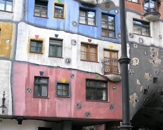 Hundertwasser House photo