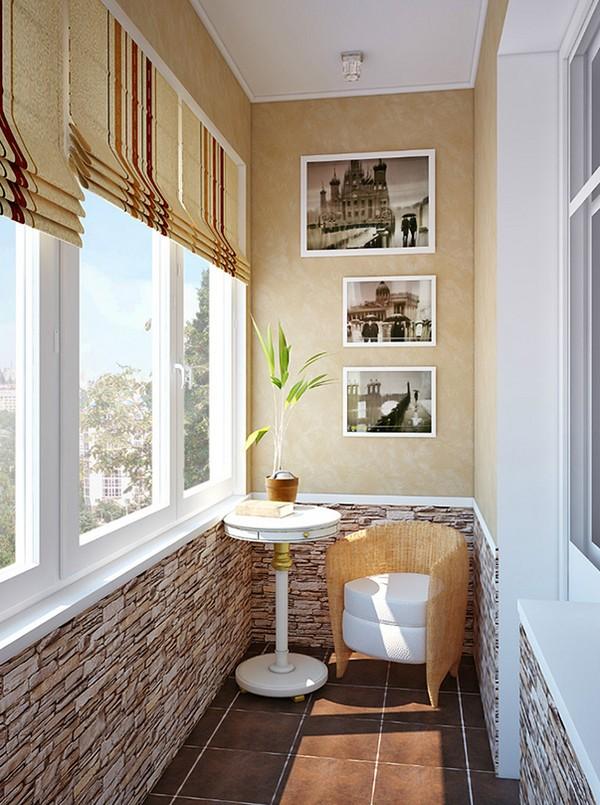 Vorhänge auf dem balkon : wie man am besten zu wählen   build daily