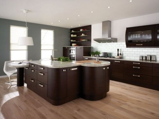 What material to choose kitchen