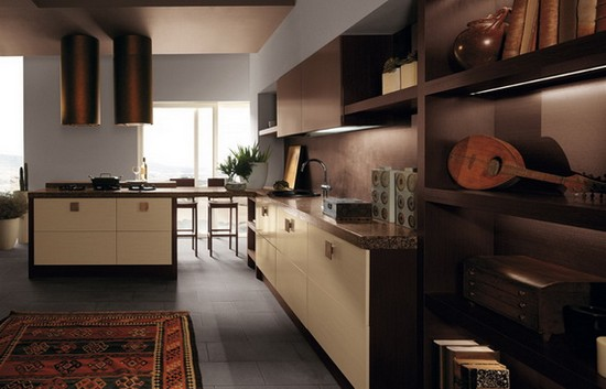 How to choose the color of the kitchen