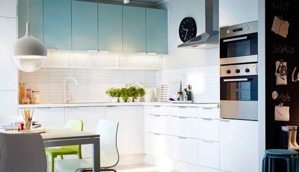 Come disporre i mobili e gli elettrodomestici in cucina - Come disporre la cucina ...