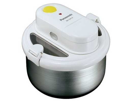 Ice cream maker Panasonic BH-941P on batteries
