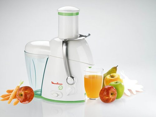 Versatile Juicer Moulinex for soft and hard fruits