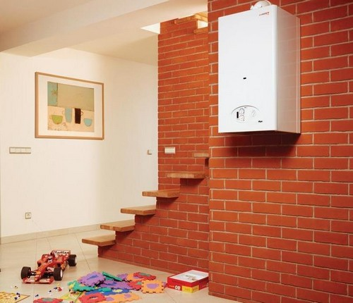 The electric boiler as a means of electrical heating homes