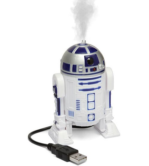 Humidifier with USB cable and