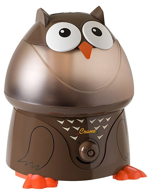"Humidifier for ""owl"" children"