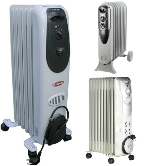 Oil heaters for home