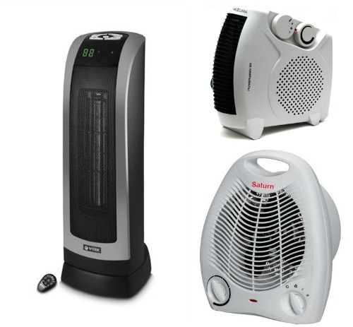 Fan heaters - heaters for home
