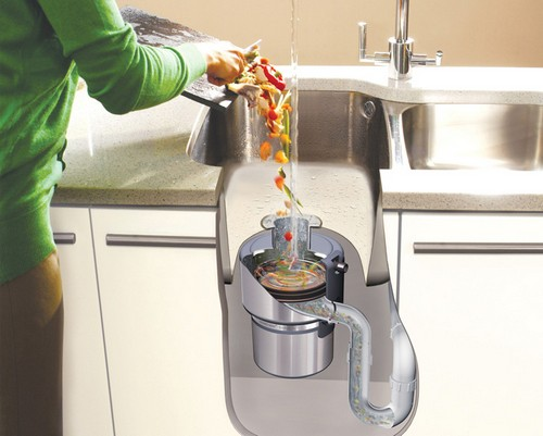 Dispouzer - food waste disposers
