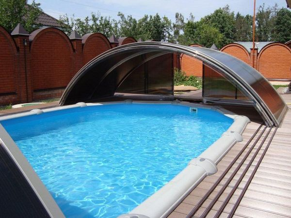 Pavilions for pools photo