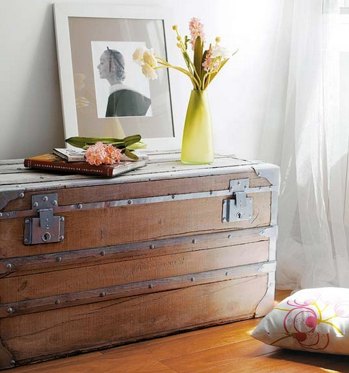 how to update an old trunk
