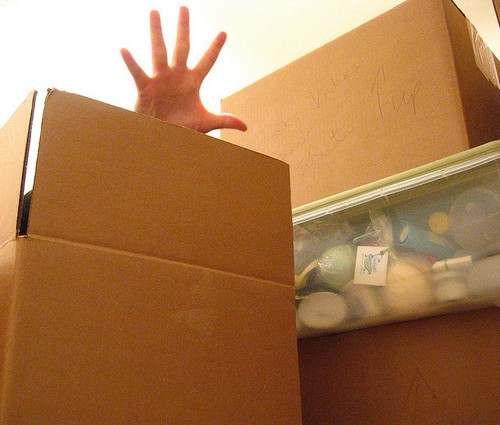 Where can I buy boxes for moving