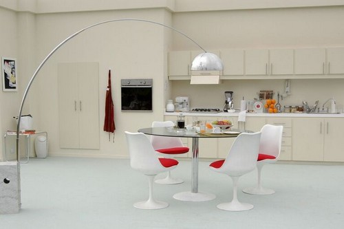 Glass tables Kitchen