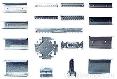 Types of fasteners metal sheets