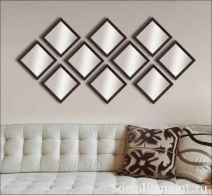Wall Decor Mirrors