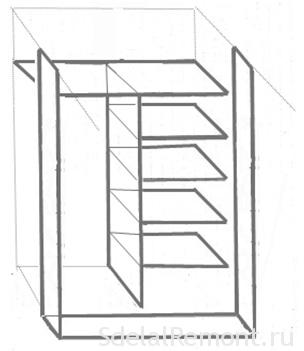 Drawings wardrobe photo