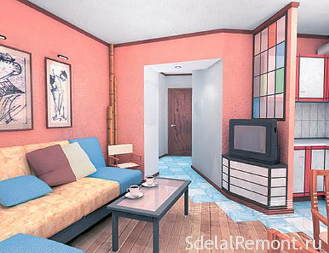 How to furnish a small room photo