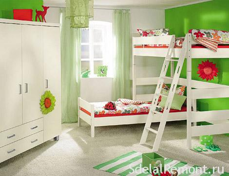 How to furnish the nursery photo