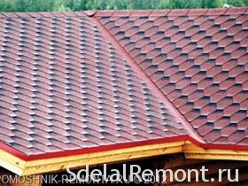 Soft roofing materials Photo