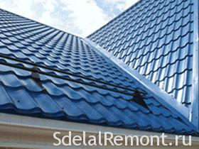 Sheet roofing Photo