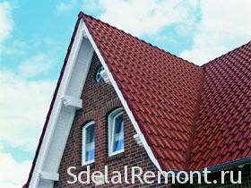 Types of roofing materials Photo