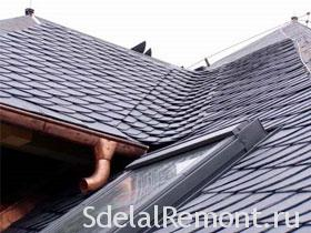Classification by type of roofs roofing Photo