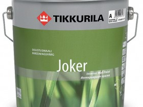 Water-resistant latex paint Tikkurila