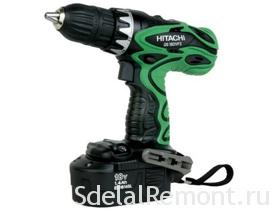 Select cordless screwdriver