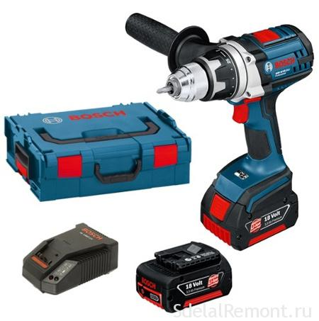 Screwdriver BOSCH GSR 18 VE- 2 -LI Professional